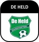 Jeugdvoetbal De Held