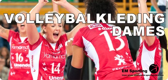 Macron volleybalkleding dames