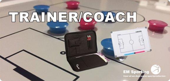 Trainer coach trainersbenodigdheden