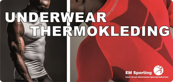 Underwear thermokleding