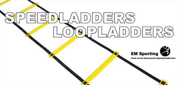 Speedladders loopladders trainingsladders snelheidsladders