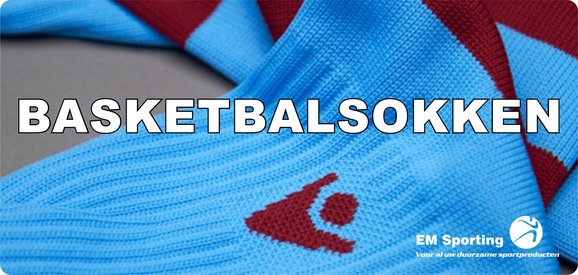 Basketbal sokken basketbalsokken