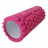 Tunturi Yoga Massage Roller Roze