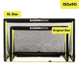 Bazooka voetbaldoel 150x90