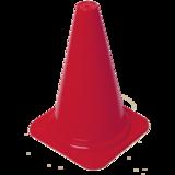 Cawila pion | kegel 23 cm - rood