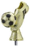 Voetbalschoen goud