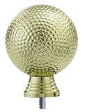 Golfbal goud