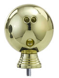 Bowlingbal goud