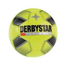 Derbystar mini voetbal - geel