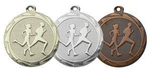 Medaille EM3007 Hardlopen