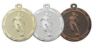 Medaille EM3005 Voetbalster