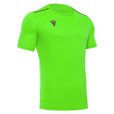 Macron Rigel shirt - neon groen