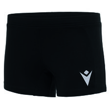 Abiant Set Uppers - Macron Osmium volleybalbroekje zwart