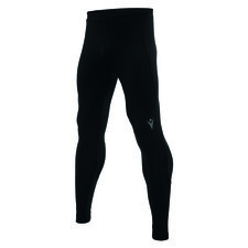 Fit Factory Borgerswold - Macron sportlegging Gila heren - zwart