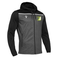 Fit Factory Borgerswold - Macron Aether hoodie - zwart