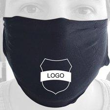 Mondkapje met eigen logo