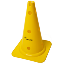 Cawila multifunctionele pion 40 cm - geel