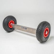 Ballenkar - wielen