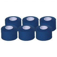 Cawila Sporttape PREMIUM 6er | 3,8cm x 10m | blauw