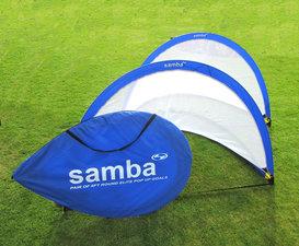 Samba Pop Up Goal Rond 6ft - 1 paar