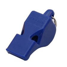 Cawila Classic scheidsrechter fluit - blauw