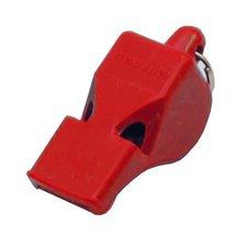 Cawila Classic scheidsrechter fluit - rood