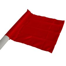 Cawila Hoekvlag | Cornervlag - rood