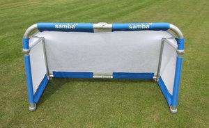 EM Samba voetbaldoel 5 x 3 - Dicht