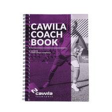 Cawila coachboekje wedstrijdregistratie