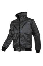 Sioen jas Hawk - zwart