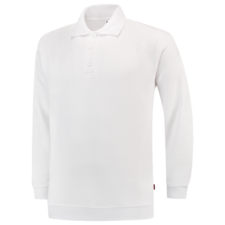 Polosweater Tricorp PSB280 - wit