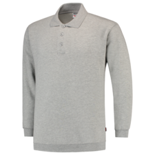 Polosweater Tricorp PSB280 - grijs