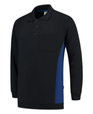 Polosweater Tricorp TS2000 navy/blauw