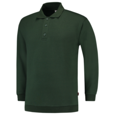 Polosweater Tricorp PSB280 - donkergroen