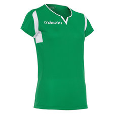 Macron Fluorine shirt groen