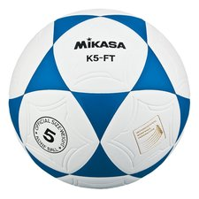Mikasa Korfbal K5-FT blauw/wit
