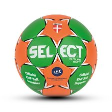 Select Future Soft handbal - Groen
