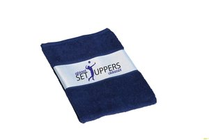 Abiant Set Uppers - handdoek met logo