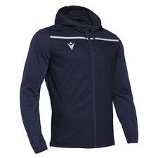 Macron Aether hoodie - navy