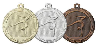 Medaille EM3009 gymnastiek