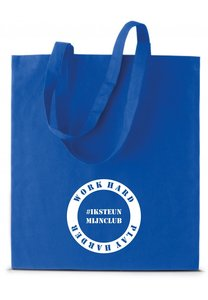 IKSTEUNMIJNCLUB - Shopper bag met logo