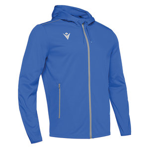 Macron Freyr hoodie - blauw