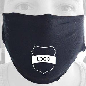 Mondkapje bedrukken met eigen logo