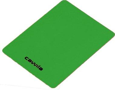 Cawila scheidsrechter groene kaart