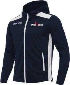 Zovoc Macron Pan hoodie navy