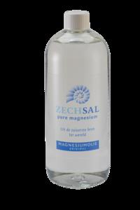 Zechsal magnesiumolie navulfles