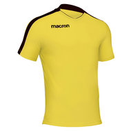 Macron Earth shirt geel zwart