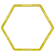Cawila Hexa hoepel geel