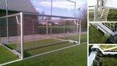 Charlton - wegdraai voetbaldoel
