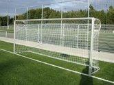 Wimbledon - vast jeugd netbuis voetbaldoel